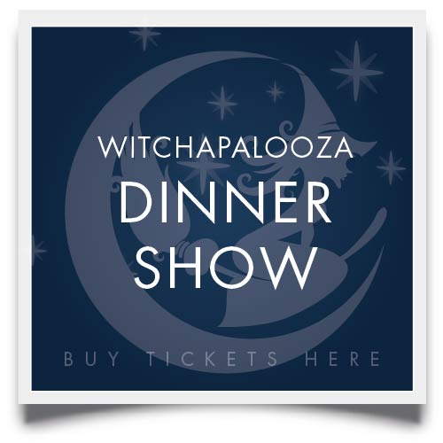 witchapalooza dinner theater