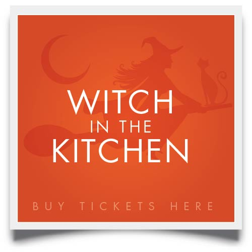witch in the kitchen
