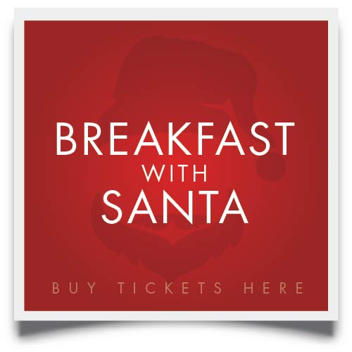 breakfast with santa at gardner village